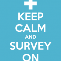 Keep Calm and Survey On